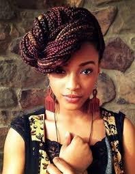 Coiffure Afro pour les grandes et les petites !!