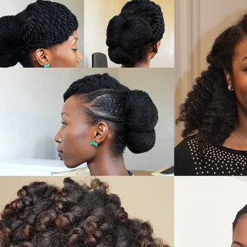 10 idées coiffures pour les fêtes !