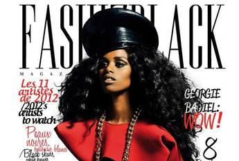 Faschizblack : le magazine de la mode Africaine contemporaine