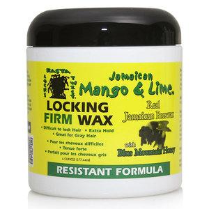 Jamaican Mango and Lime Locking Firm Wax
