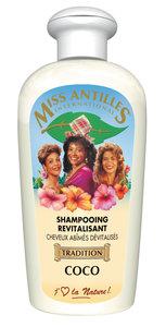 Miss antilles Shampoing revitalisant au lait de coco