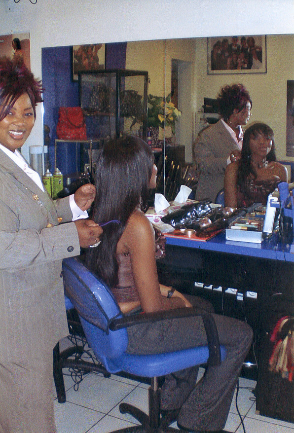 Technic hair avis salons de coiffure afro antillais - Salon de coiffure afro antillais paris ...